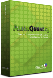 Deconvolution Software - AUTOQUANT X3